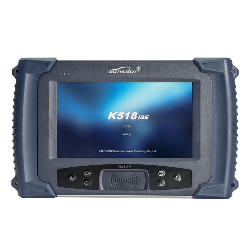 Lonsdor K518ISE K518 Car Key Programmer for All Makes with Odometer Adjustment No Token Limitation